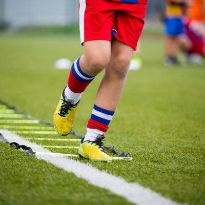El Entrenamiento de la Coordinación en Fútbol Base