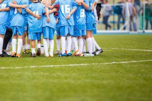 Valores en el Fútbol Base