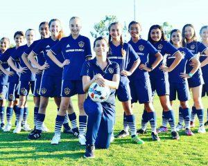 Lee más sobre el artículo Patricia Toledo: LA Galaxy
