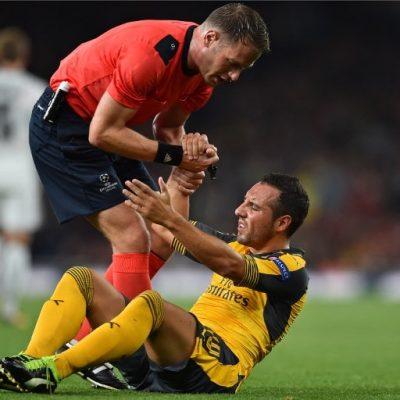 Las Lesiones en el Fútbol (II)