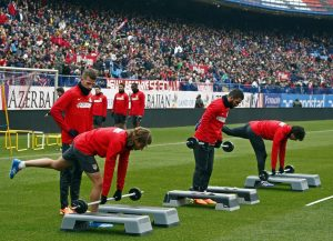 Las Lesiones en el Fútbol