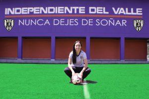 Lee más sobre el artículo Verónica Marín: Independiente del Valle