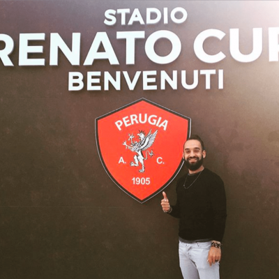 Arcangelo D'Arias: AC Perugia