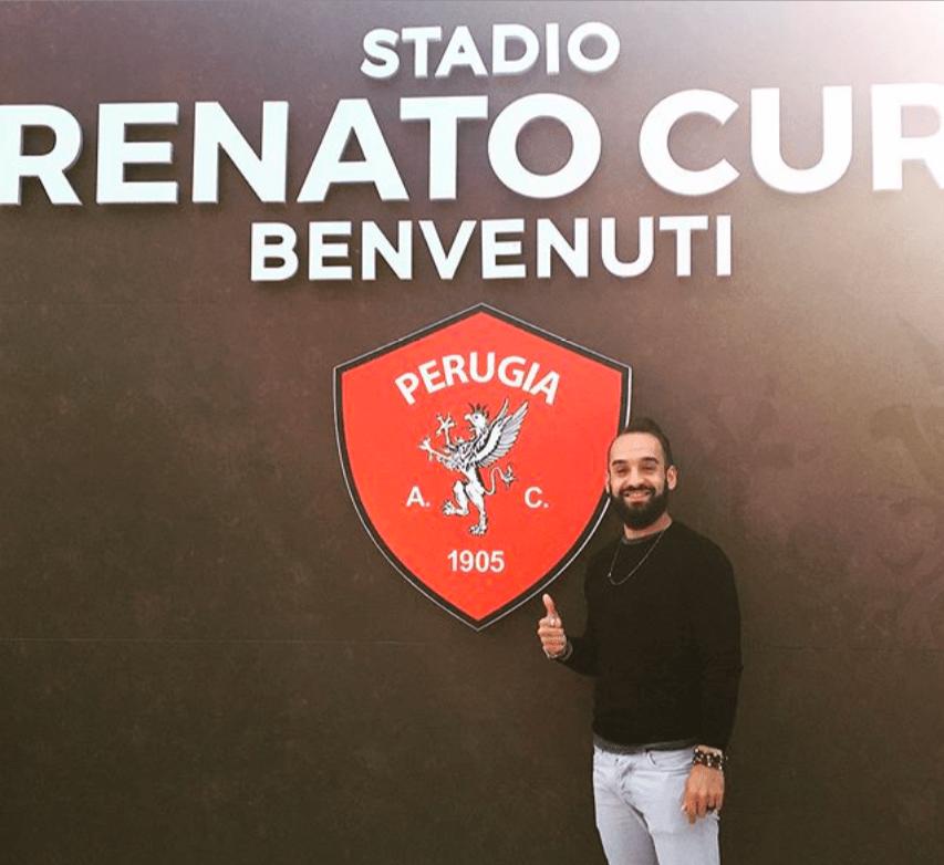 En este momento estás viendo Arcangelo D'Arias: AC Perugia