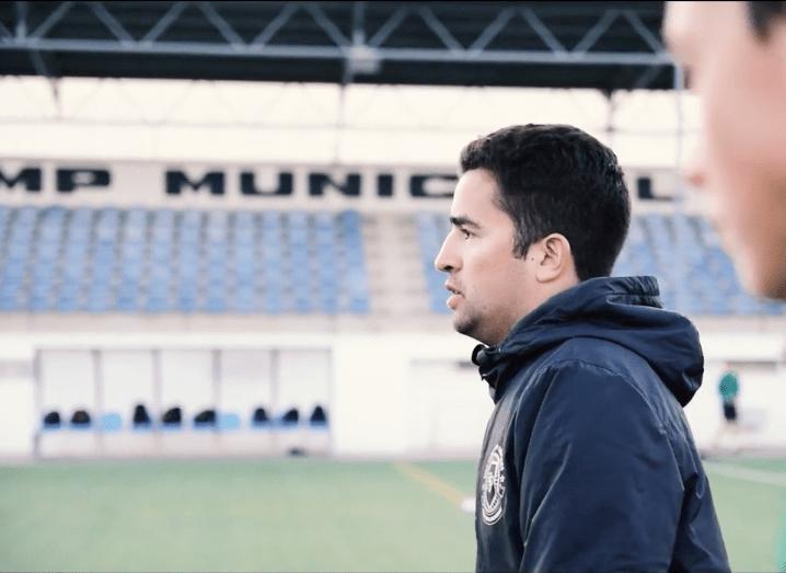 En este momento estás viendo Cristóbal Jiménez: Estadio Español, Chile