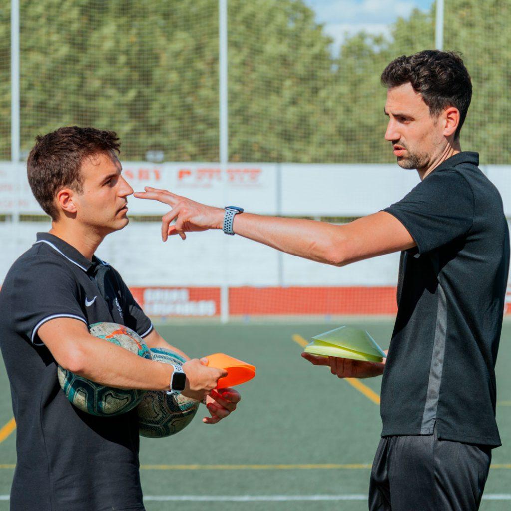 metodologia Especialista en Planificación y programación en Fútbol Formativo MBP