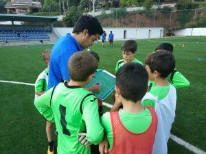 Fútbol Base: Las ventajas de una progresión adecuada