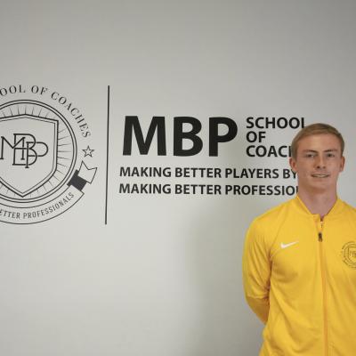 «MBP crea las oportunidades para desarrollarte como un entrenador único»