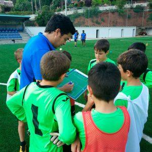 Curso Intensivo de Análisis de juego en Fútbol Base