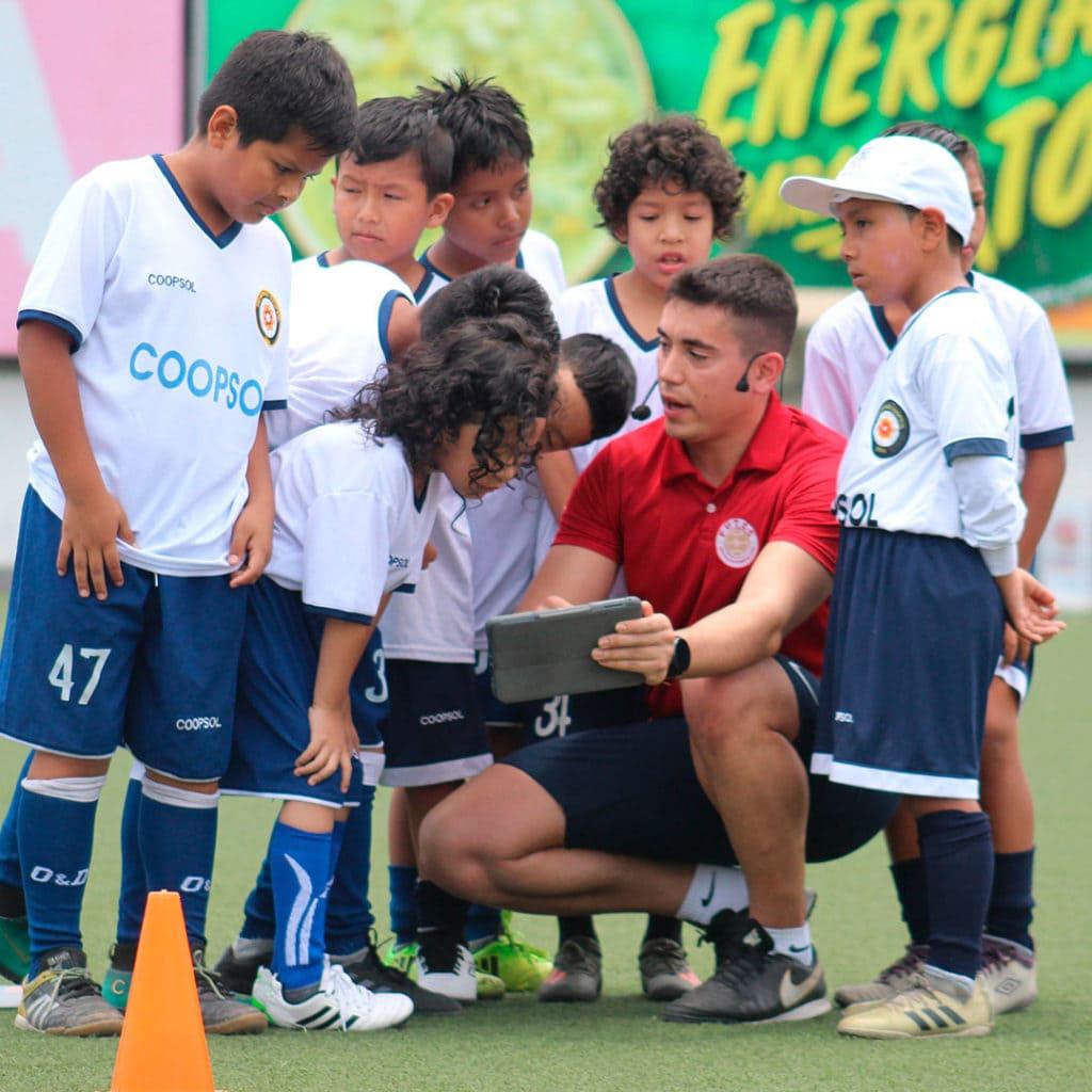 fisica fb Especialista en Metodología en Fútbol Base MBP