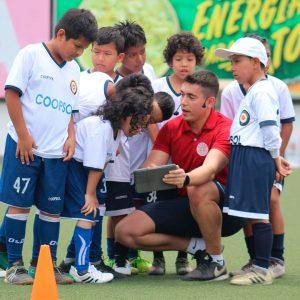 Curso Intensivo en Preparación Física en Fútbol Base