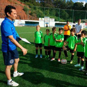 Especialista en Metodología en Fútbol Base