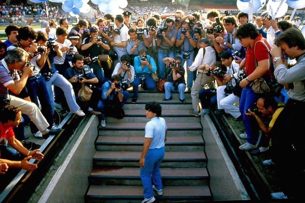 maradona8 1 DIEGO ETERNO: 10 FOTOS PARA HOMENAJEAR AL 10 MBP