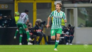 SERGIO CANALES: BETIS' PLAYMAKER