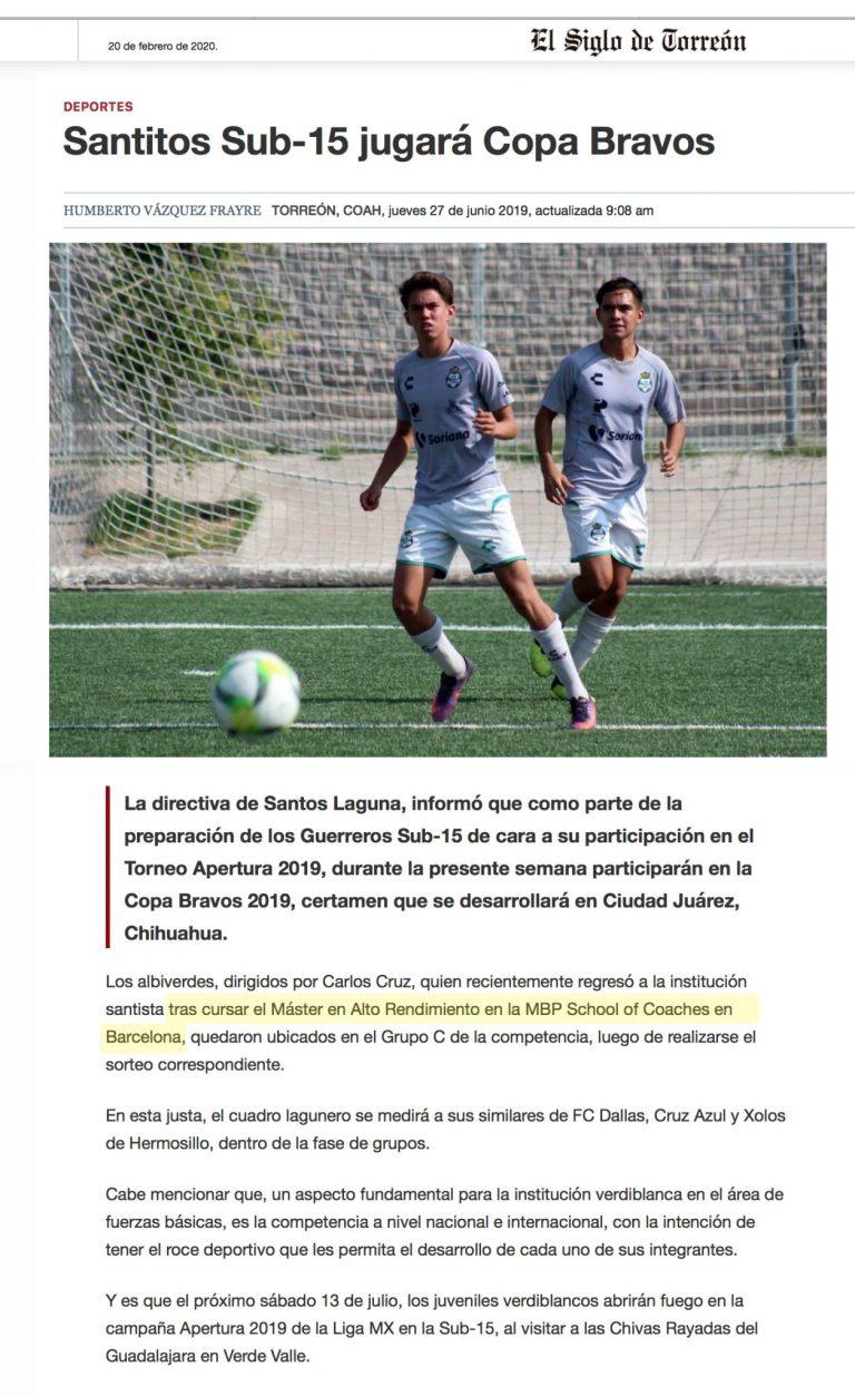 2020 02 16 El Siglo de Torreon Santos Laguna scaled 1 Press MBP