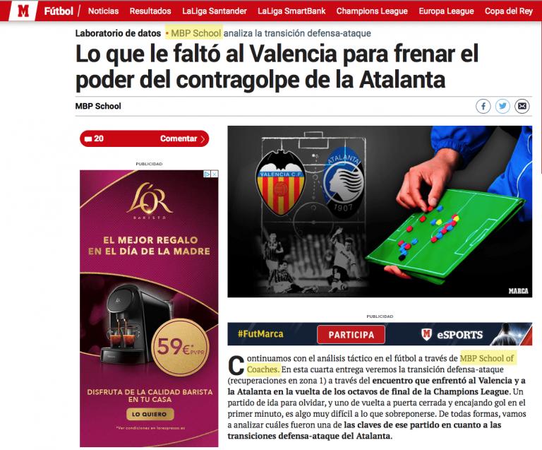 Valencia Press MBP