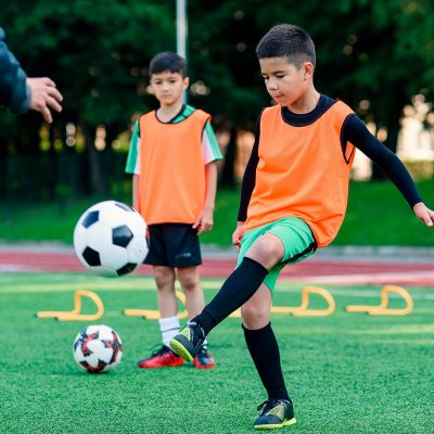 The development of young talents from the basics