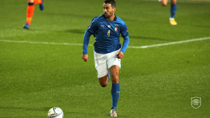 Read more about the article Leonardo Spinazzola: best player of the EURO 2020 group phase