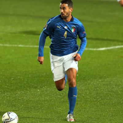 Leonardo Spinazzola, el MBP de la fase de grupos de la EURO 2020