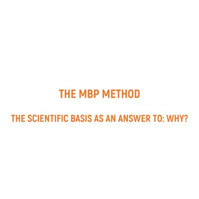 Deepening in the mbp method: why train certain contents?
