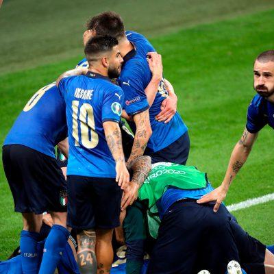 FINAL EUROCOPA 2021: ANÁLISIS POST-PARTIDO ITALIA VS INGLATERRA