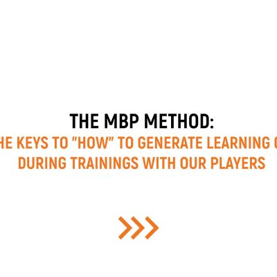 The 'How' of the MBP Method